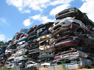 Scrap & Junk Car Crushers in VA